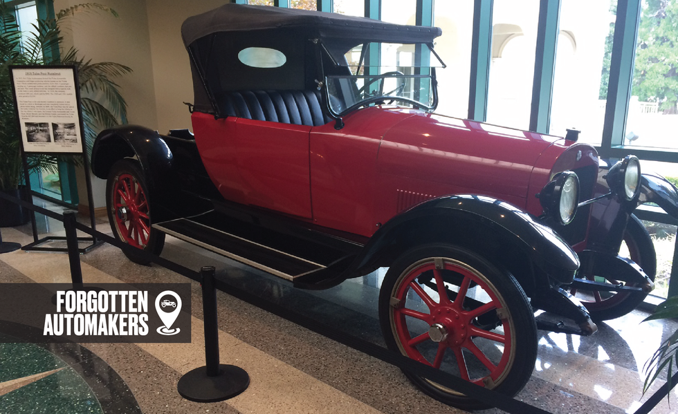 The Tulsa Automobile Corporation